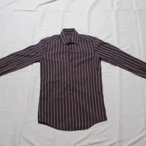 Dolce & Gabbana Vertical Striped Button Down